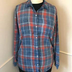 Lucky Brand Flannel Size L